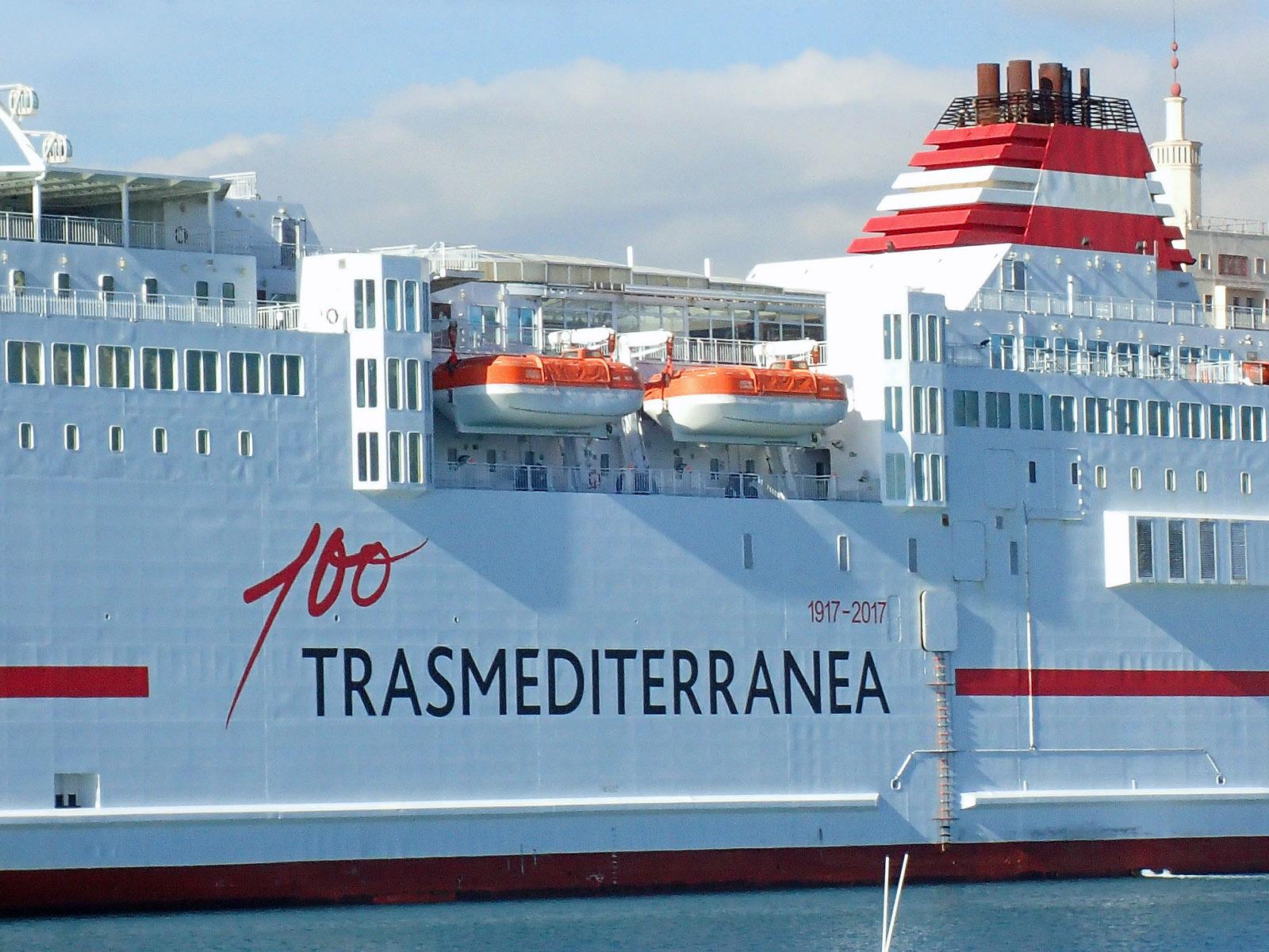 Trasmediterranea - Medeiterranea