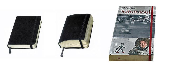 Moleskine Notebooks - Saharaoui