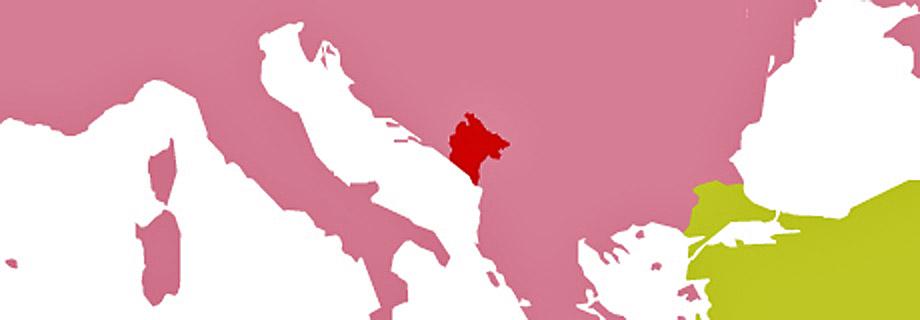 Der Klau Montenegros Grippedbäg