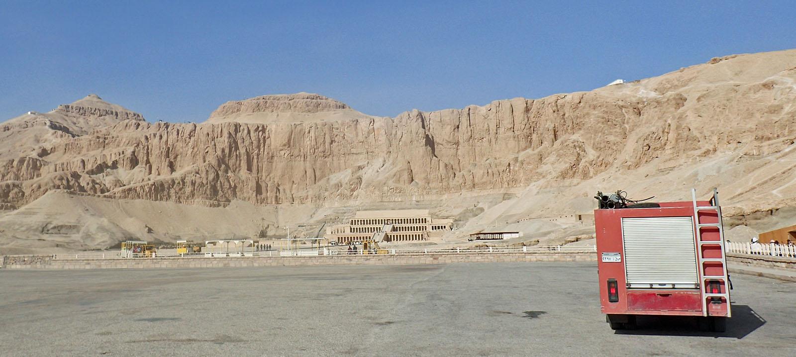 Totentempel Hatschepsut Luxor