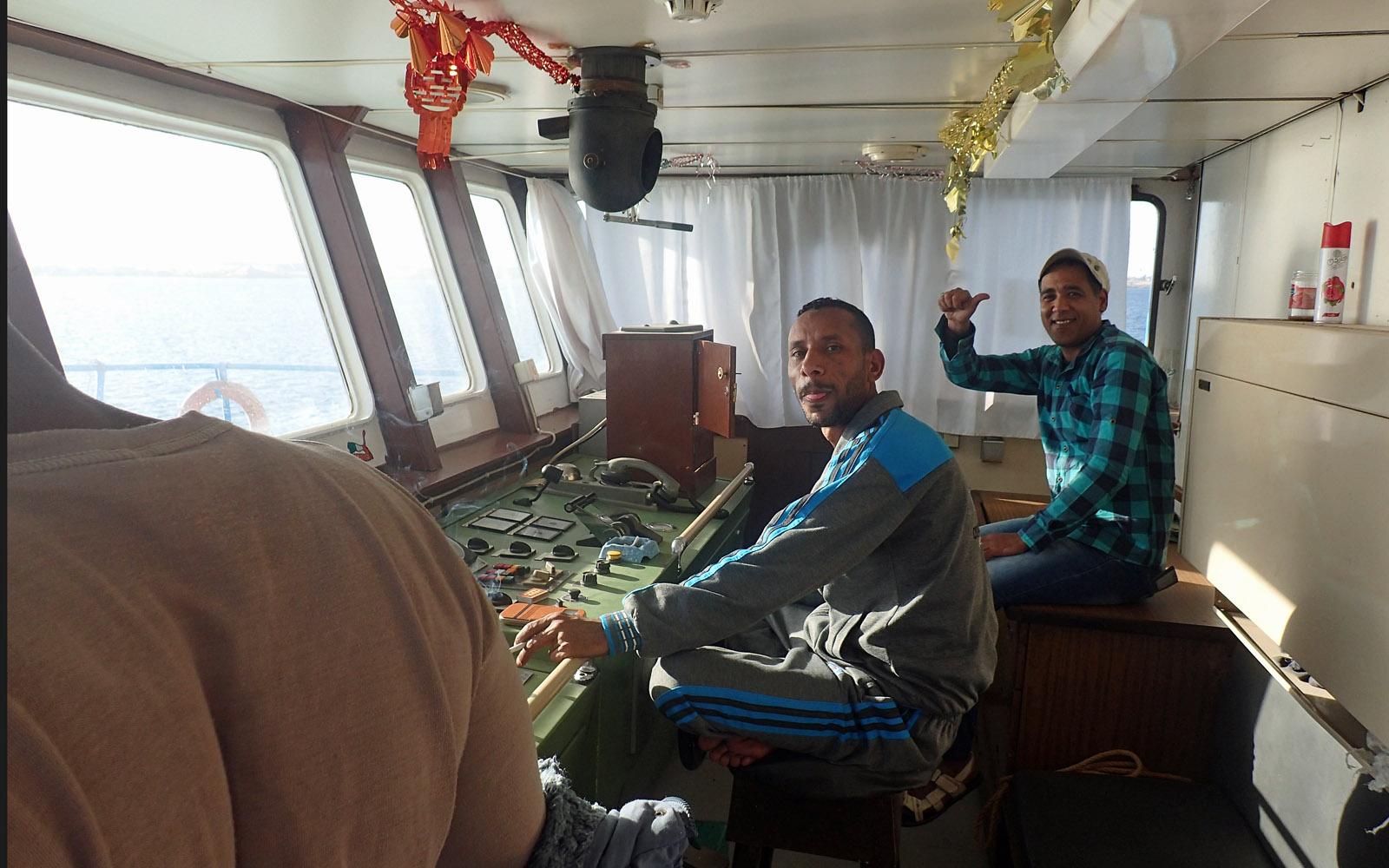 Sinai Crew