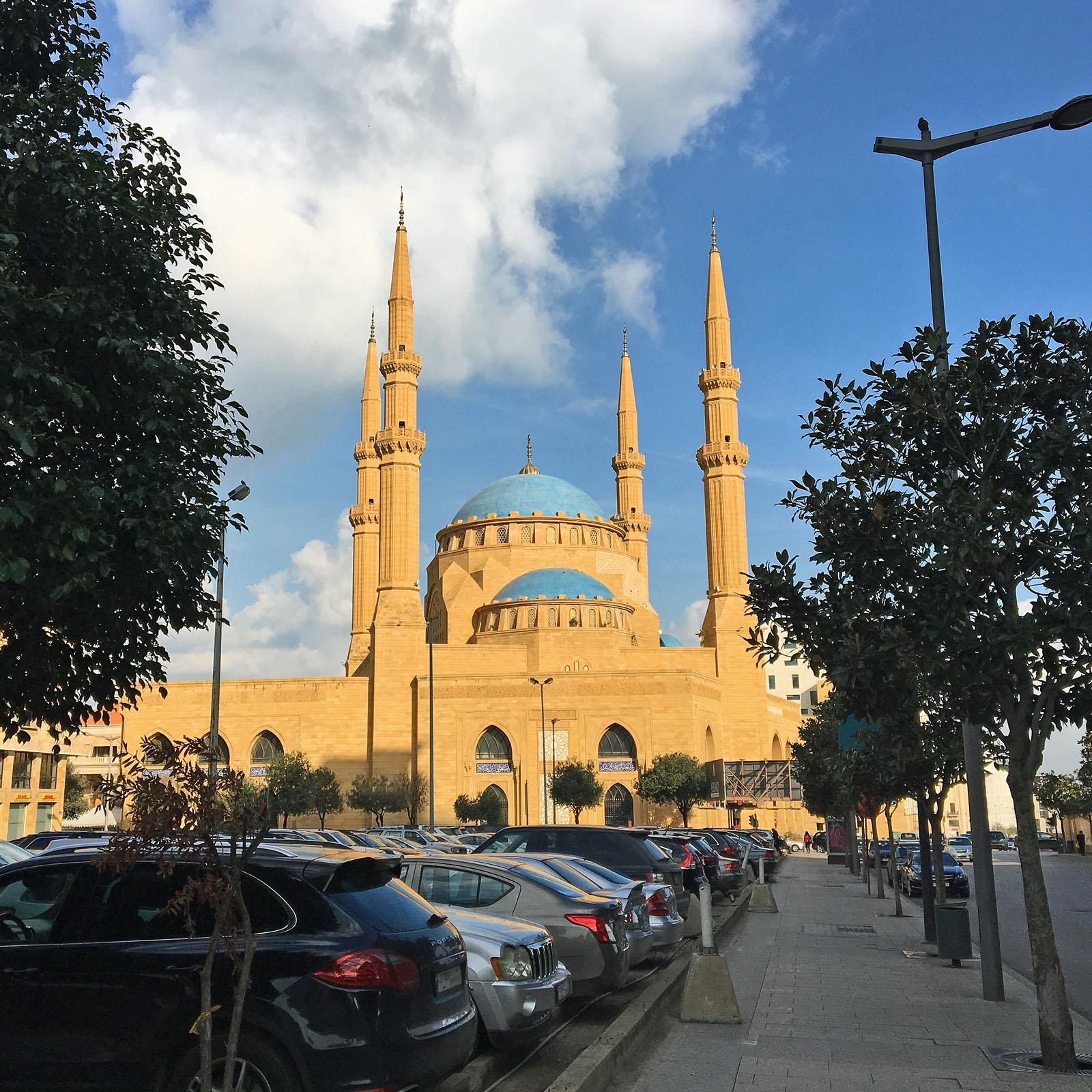 Beirut Green Line