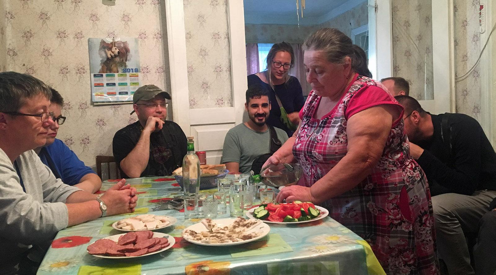 Tschernobyl Valentina's Wodka