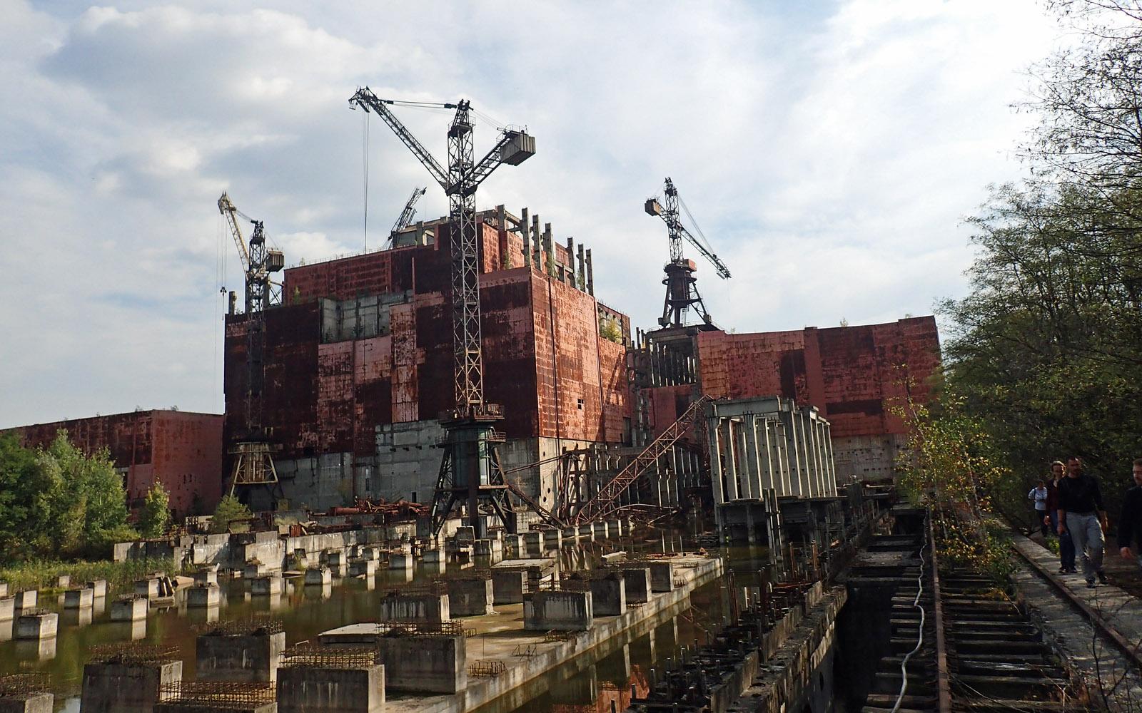 Tschernobyl Block 5