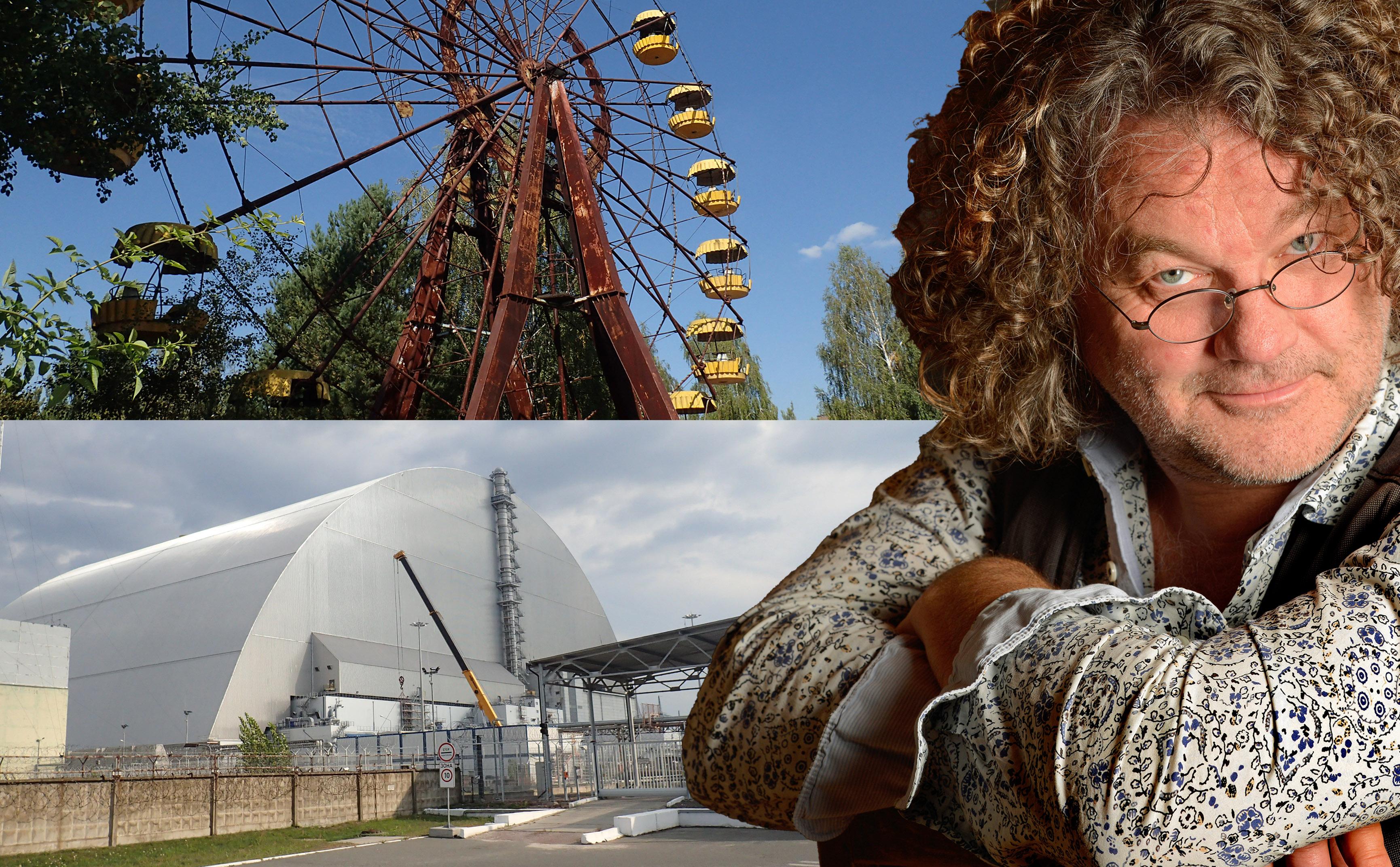 Die Strahlen von Tschernobyl @ VERSCHOBEN!
