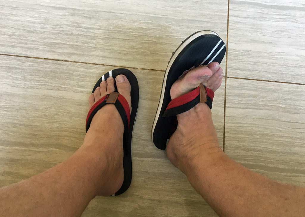 Schuhe grippedbag