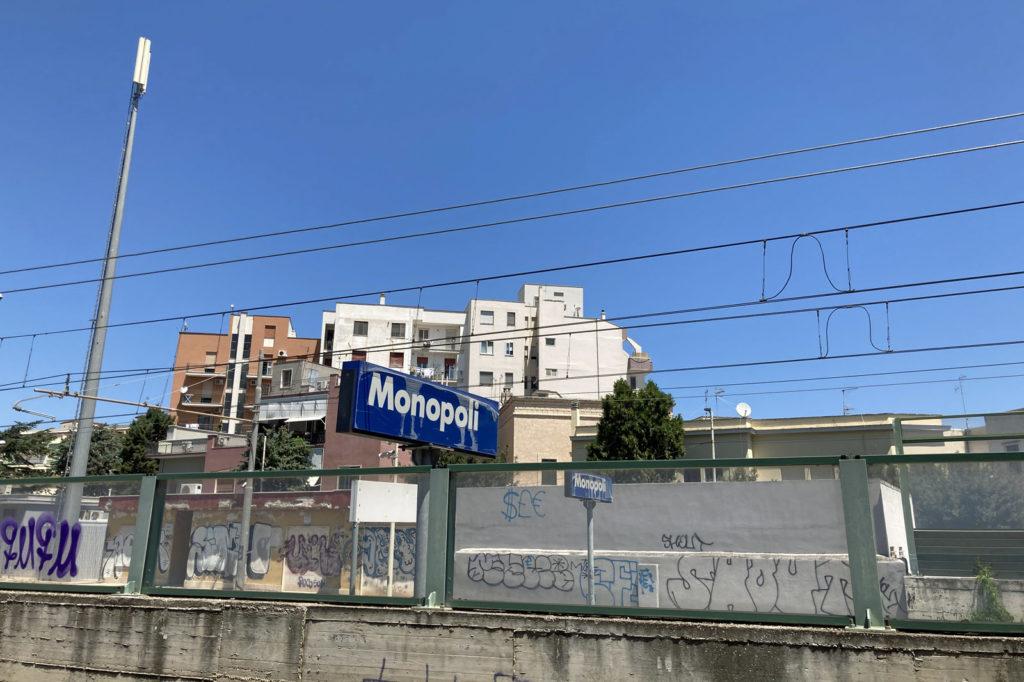 Monopoli Stazione